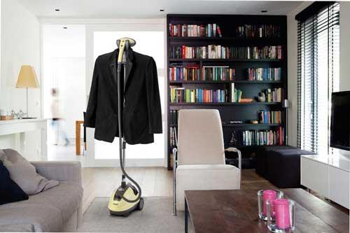 Giysiler için en iyi vapurlar: modellerin değerlendirmesi