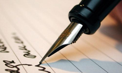Как стереть чернила шариковой ручки с бумаги, без следов в 85