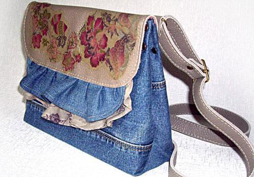 04-70 Как сшить сумку из старых джинсов своими руками выкройки фото. Как своими руками сшить сумку из старых джинсов по простой выкройке?