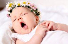 Сколько должен спать новорожденный ребенок в сутки в первые дни жизни?