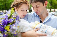 Как встретить жену из роддома при выписке: идеи для встречи