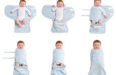 Пошаговые инструкции и советы Комаровского по пеленанию новорожденных разного возраста