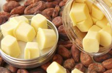 Масло какао: характеристика, свойства и применение в косметологии, кулинарии и медицине