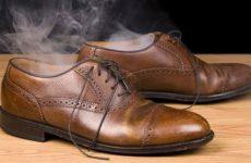 Как устранить неприятный запах из обуви: быстро и просто