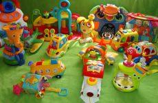 Какие самые популярные игрушки для детей 4 лет