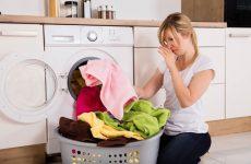 Как почистить стиральную машину автомат от неприятного запаха