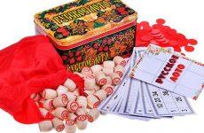 Как правильно играть в русское лото: правила игры в домашних условиях