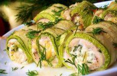 Что приготовить из кабачков, полезные и вкусные блюда на каждый день