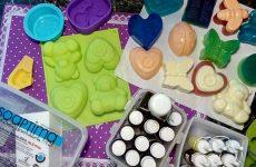 Мыло ручной работы для начинающих: рецепты в домашних условиях и наборы форм для детей