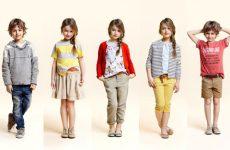 Как определить размер одежды для детей по возрасту: таблица