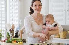 Список разрешенных продуктов для кормящей мамы: что можно и необходимо кушать по месяцам