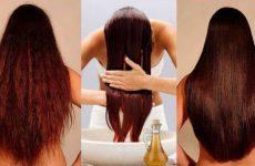 Восстановление волос с помощью уксуса