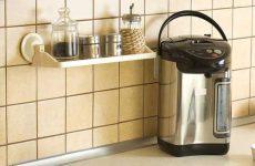 Какой фирмы лучше купить недорогой термопот для дома?