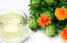 Польза и вред сафлорового масла: состав, применение в медицине, косметологии и кулинарии