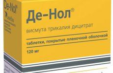 Инструкция по применению и дешевые аналоги препарата де-нол для детей и взрослых