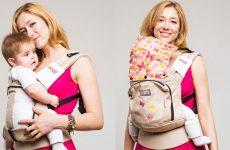 Переноски-рюкзаки кенгуру для новорожденных: как выбрать и со скольки месяцев можно использовать