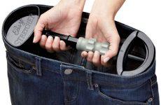 Как можно растянуть джинсы в длину в домашних условиях: новые и после стирки?