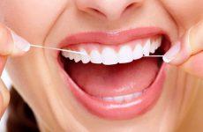Как правильно пользоваться зубной нитью Oral B